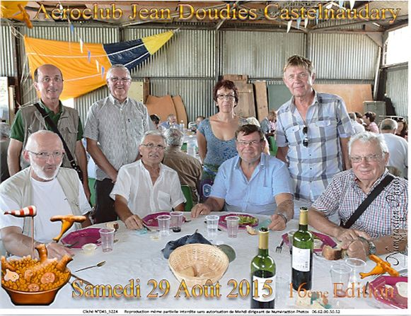 Cassoulet à Castelnaudary 2015