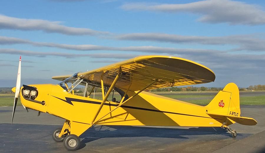 Piper J3 LC (3)