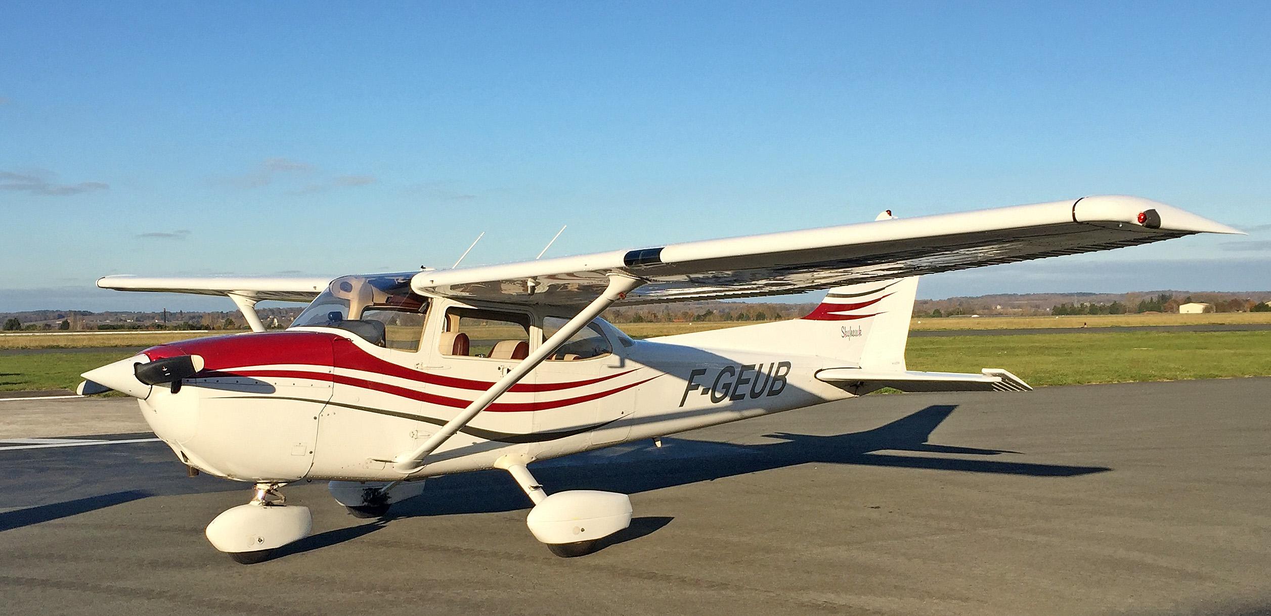 un nouvel avion au club    u2013 a u00e9roclub de bergerac