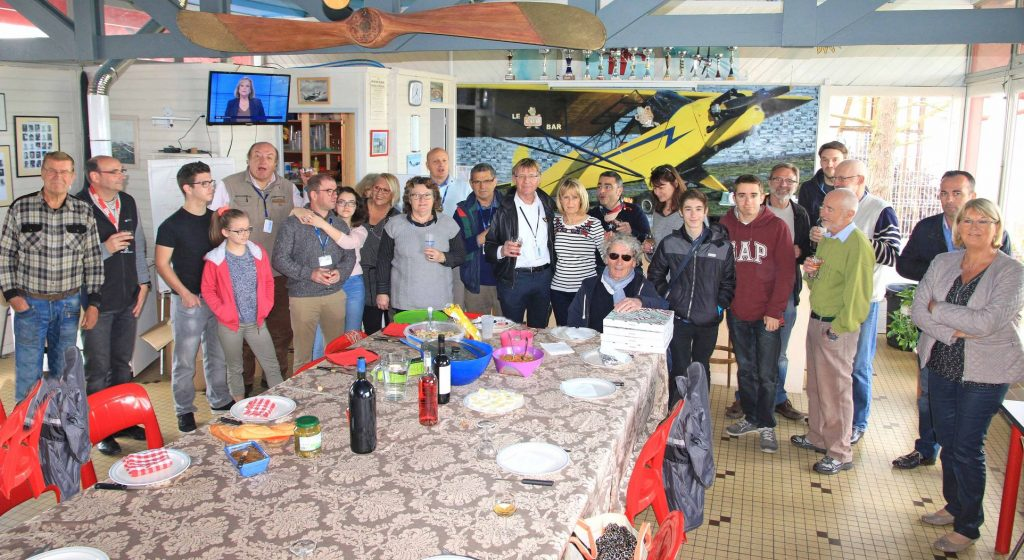 Portes Ouvertes Aéroclub de Bergerac 2016