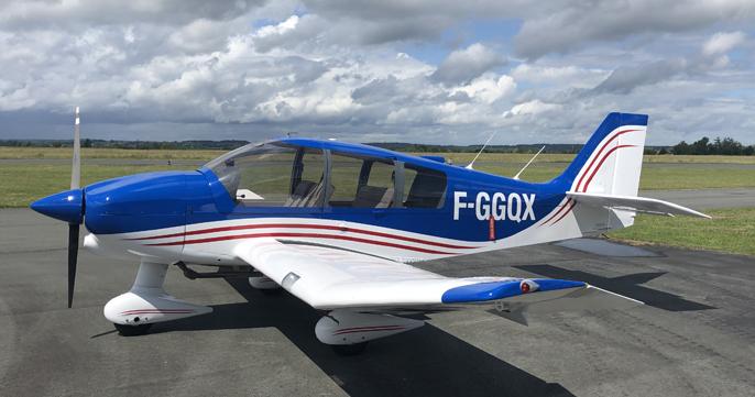 DR 400 QX